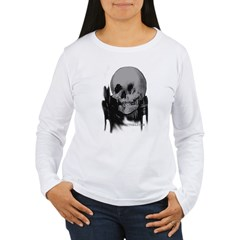 SKULL 5 Women's Long Sleeve T-Shirt