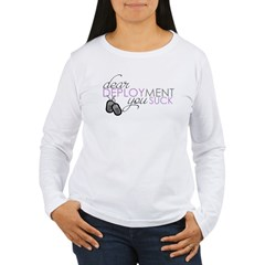 Dear Deploymen Women's Long Sleeve T-Shirt