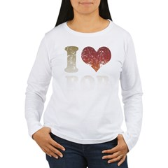 I Love Bob Women's Long Sleeve T-Shirt