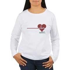 I Heart Grey's Anatomy Women's Long Sleeve T-Shirt