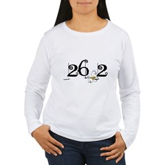26.3 Daisey Design Women's Long Sleeve T-Shirt