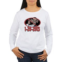 End of Error 2 Sided Women's Long Sleeve T-Shirt