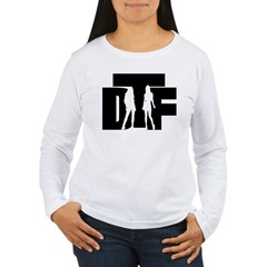 DTF - Women's Long Sleeve T-Shirt