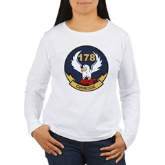 178th Assault Support Helicopter Company_2 Women's Long Sleeve T-Shirt