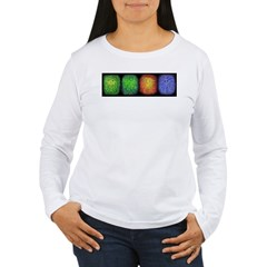 Seasons (Winter) Women's Long Sleeve T-Shirt
