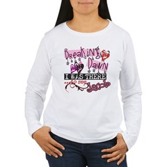 Breaking Dawn I was There JB Women's Long Sleeve T-Shirt