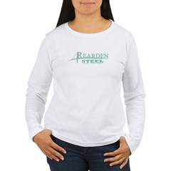 Rearden Steel Women's Long Sleeve T-Shirt