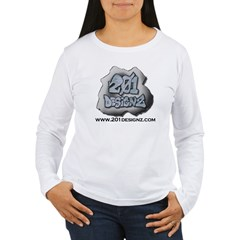 201Designz Gear Women's Long Sleeve T-Shirt