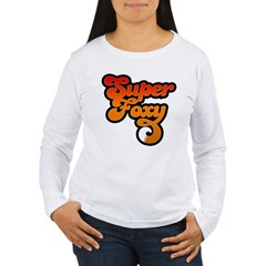 Super Foxy Women's Long Sleeve T-Shirt