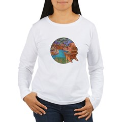 Red Canyon Women's Long Sleeve T-Shirt