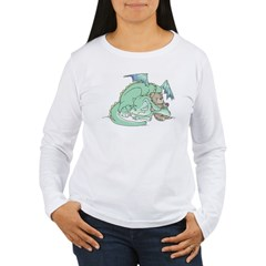 Baby Dragon Women's Long Sleeve T-Shirt