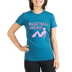 MARCH MADNESS Organic Women's Fitted T-Shirt (dark)