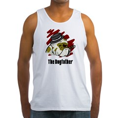 The Dogfather Men's Tank Top