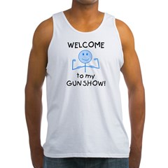 muscle shir Men's Tank Top