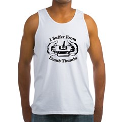Dumb Thumbs Men's Tank Top