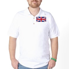 Union Jack Golf Shirt