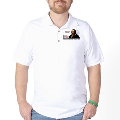 Galileo Heresy Tour Golf Shirt