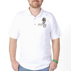Fiji Mermaid Men''s Golf Shirt