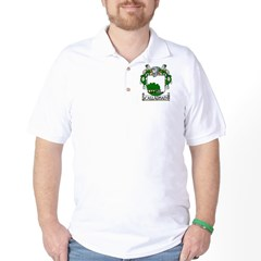 Callaghan Coat of Arms Golf Shirt