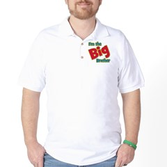 T I'm the Big Brother Golf Shirt