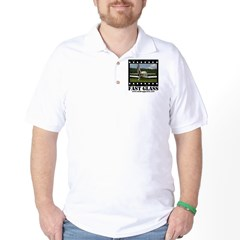 Fast Glass Golf Shirt