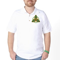 Celtic Trinity Kno Golf Shirt