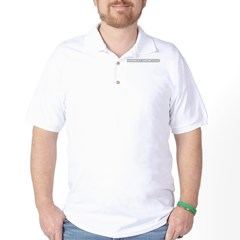 3-phoneticdrumsolo2 Golf Shirt