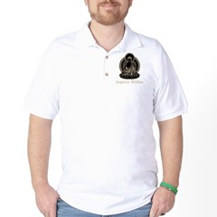 buddha5Bk Golf Shirt