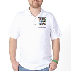 famous spectrum REVISED DAR Golf Shirt