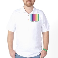 Gay Scan Golf Shirt