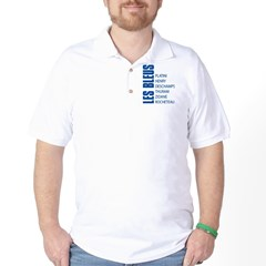 BLUE LEGENDS Golf Shirt