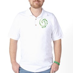 The Alien Golf Shirt
