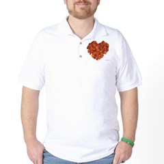 Bacon Heart - Golf Shirt