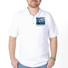 Pi in the Sky Golf Shirt