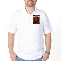 Tomato 1 Pomedoro Grosso Golf Shirt