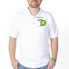 Tennis: Serve Others Golf Shirt