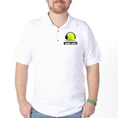 TENNIS ROCKS Golf Shirt