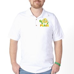 PeaceTurtle3 Golf Shirt
