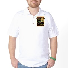 See Saturn Golf Shirt