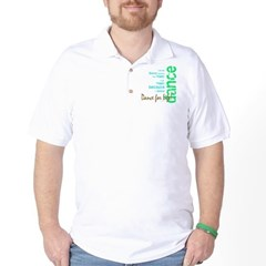 Dance for Life 1 Golf Shirt