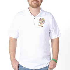 let-love-grow Golf Shirt