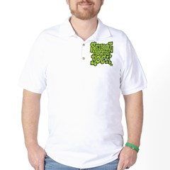 Schoolhouse Rock TV Golf Shirt