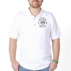 Po Prime Spender big.PNG Golf Shirt