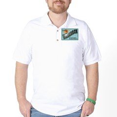 Star Trek Holodeck Golf Shirt