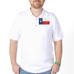 Texas_shirt_dark Golf Shirt