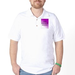 BARE ARMS Golf Shirt
