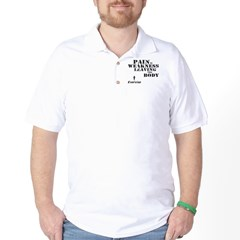 Exercise Golf Shirt