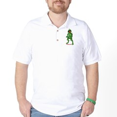 Chupacabra Golf Shirt