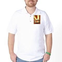 OBEY Version 2 Golf Shirt