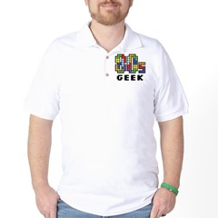 80s Geek Golf Shirt